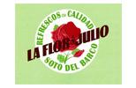 LA FLOR DE JULIO RESFRESCOS DE CALIDAD