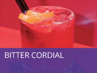 BITTER CORDIAL