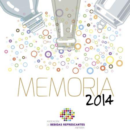 Memoria Refrescantes 2014