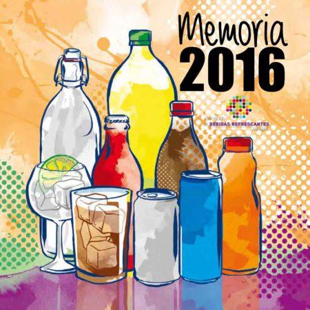 Memoria 2016 Refrescantes Anfabra