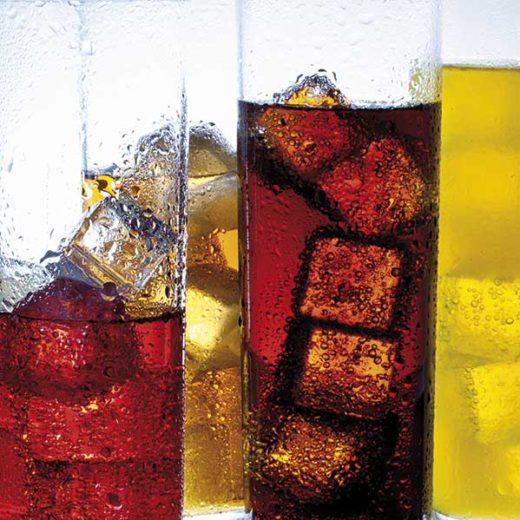 El maridaje de las bebidas refrescantes
